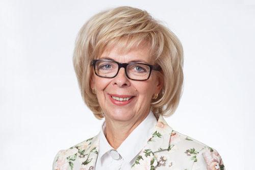 drhab. Urszula Chęcińska, prof.US