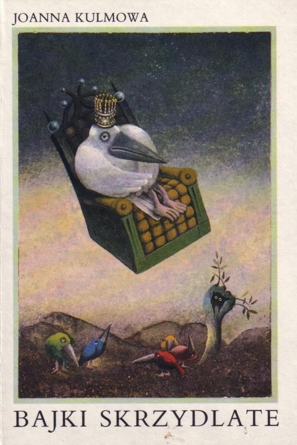 Bajki skrzydlate - książka