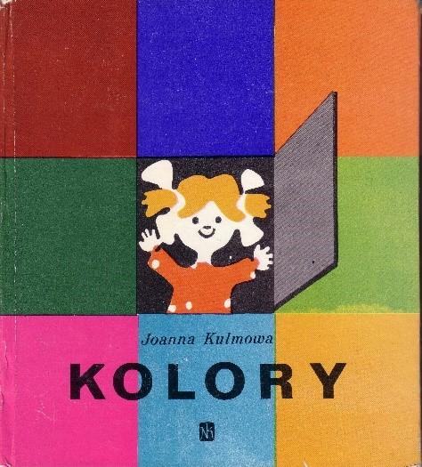 Kolory - książka