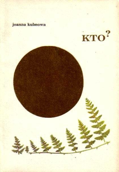Kto? - książka