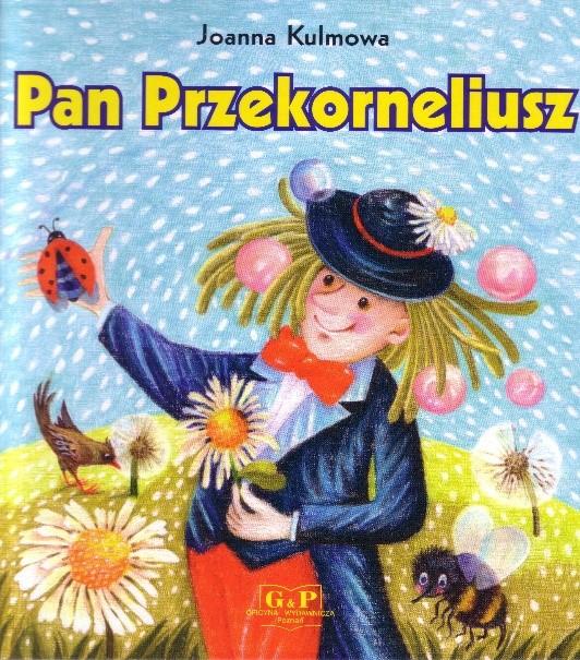 Pan Przekorneliusz - książka