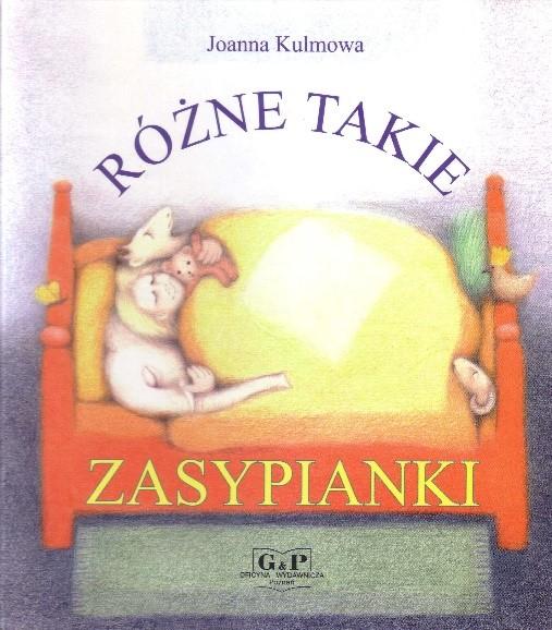 Różne takie zasypianki - książka