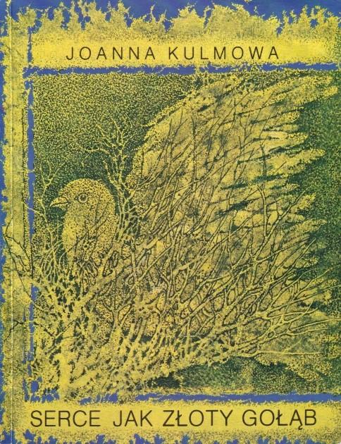 Serce jak złoty gołąb - książka