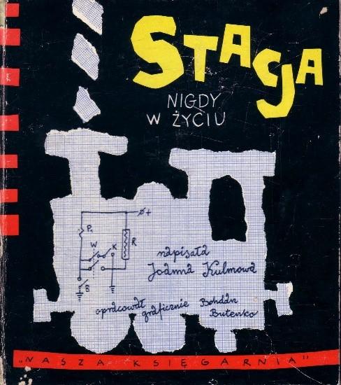 Stacja Nigdy w życiu - książka