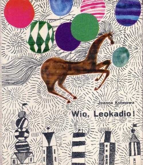 Wio, Leokadio - książka
