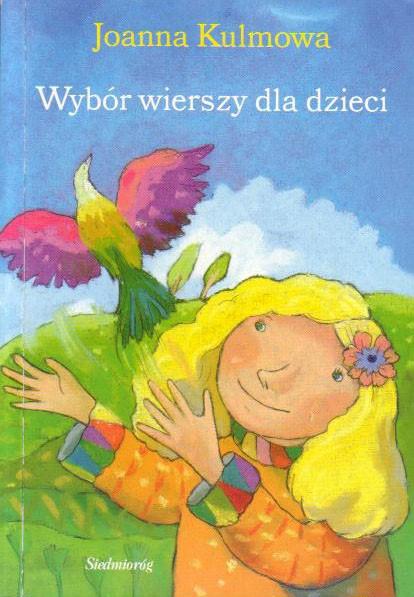 Wybór wierszy dla dzieci - książka