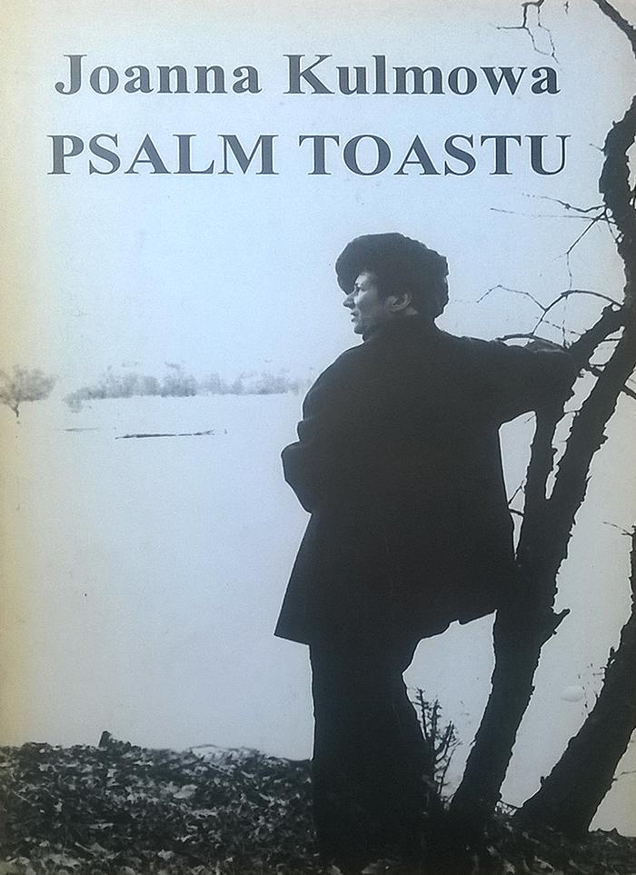 Psalm toastu - książka