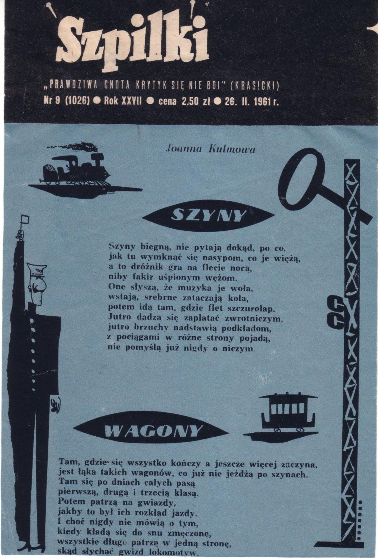 Prasówka 03 - szyny, wagony