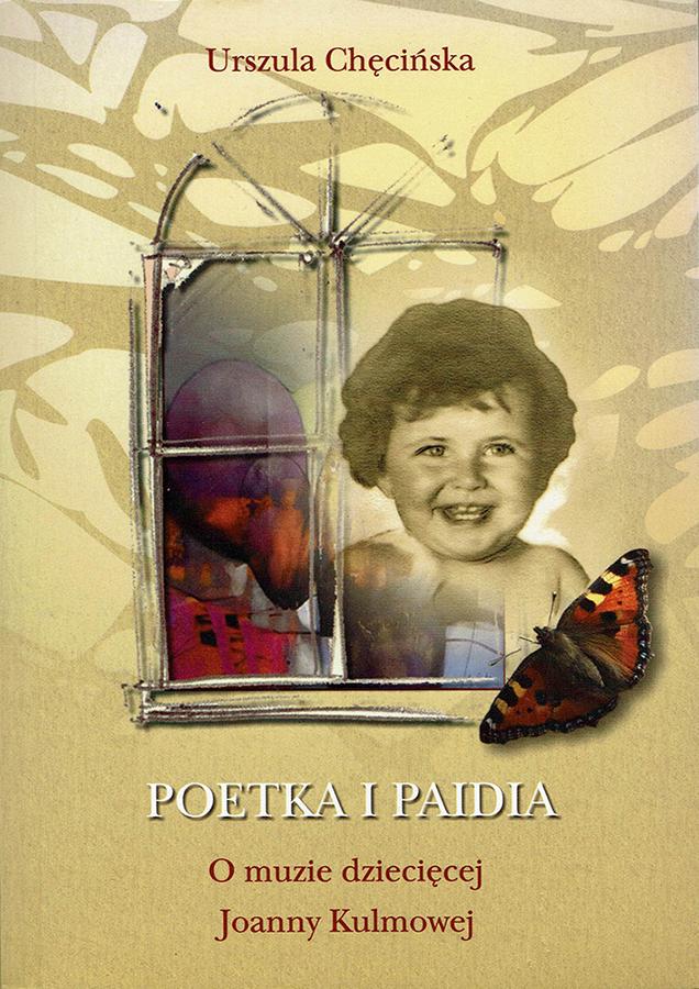 Poetka i paidia - książka