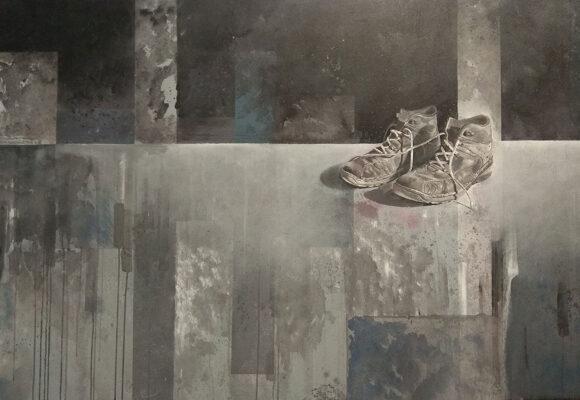 Zasypianie butów